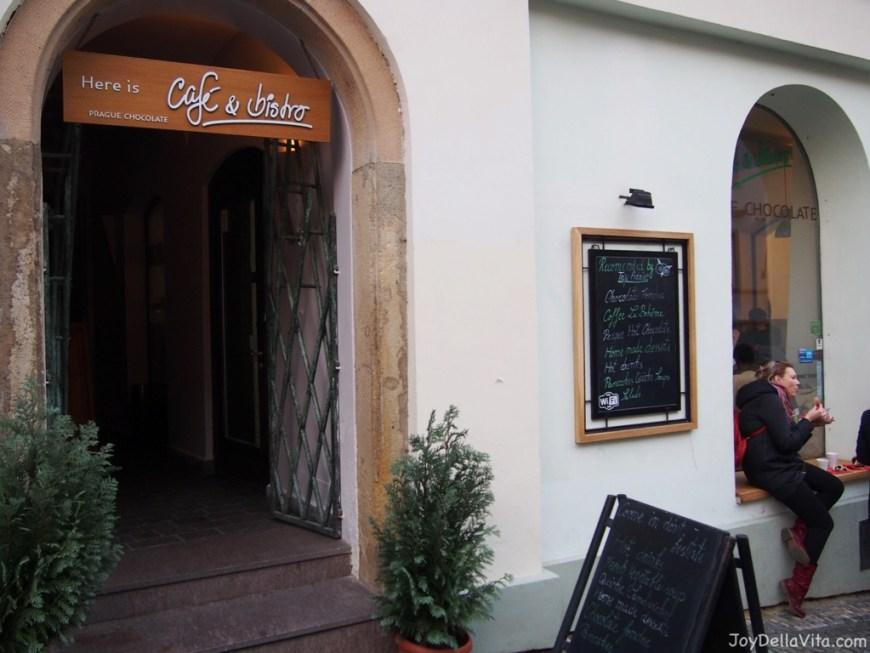 Prague Chocolate Cafe & Bistro