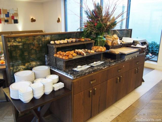 Breakfast (Buffet) at Augustine Hotel Prague