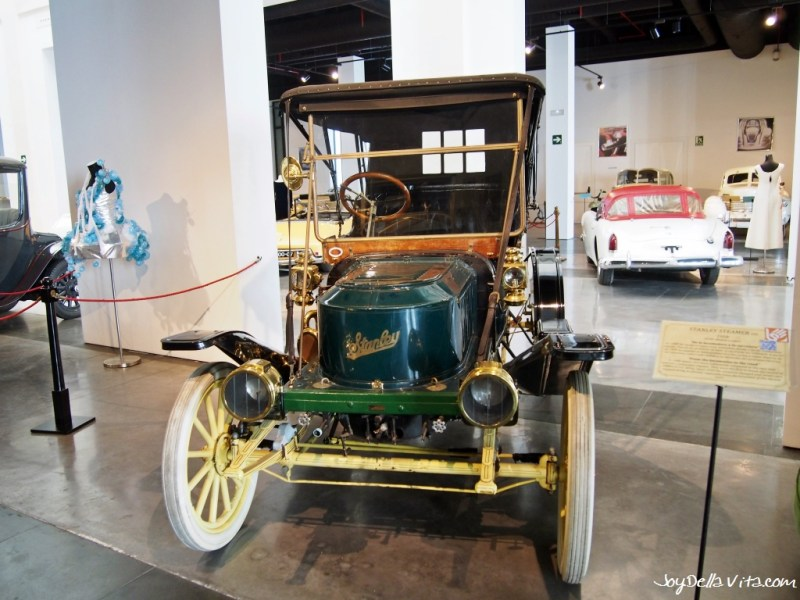 Vintage Stanley Steam Car