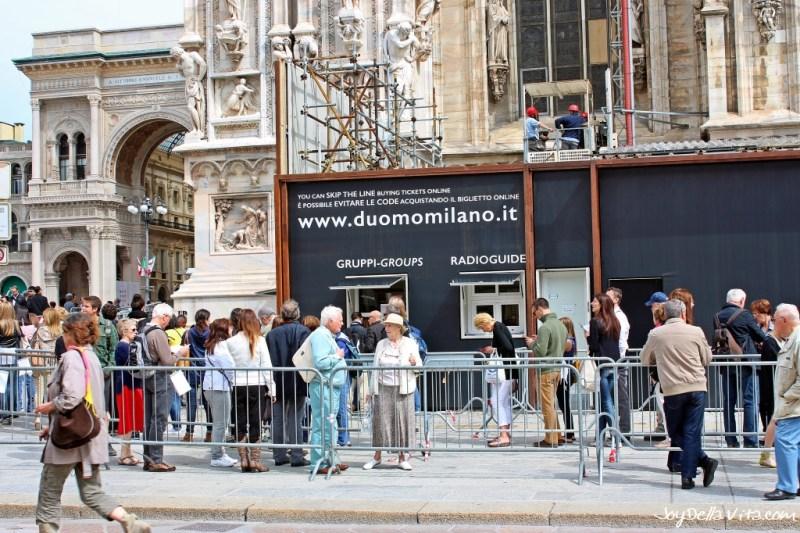 Duomo di Milano Tickets