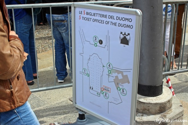 Duomo di Milano Tickets Offices