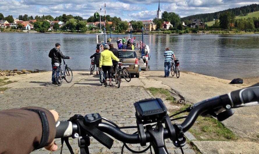 Lipno Dam Bike Tour – 16 km Frýdava – Svatý Tomáš – Frymburk