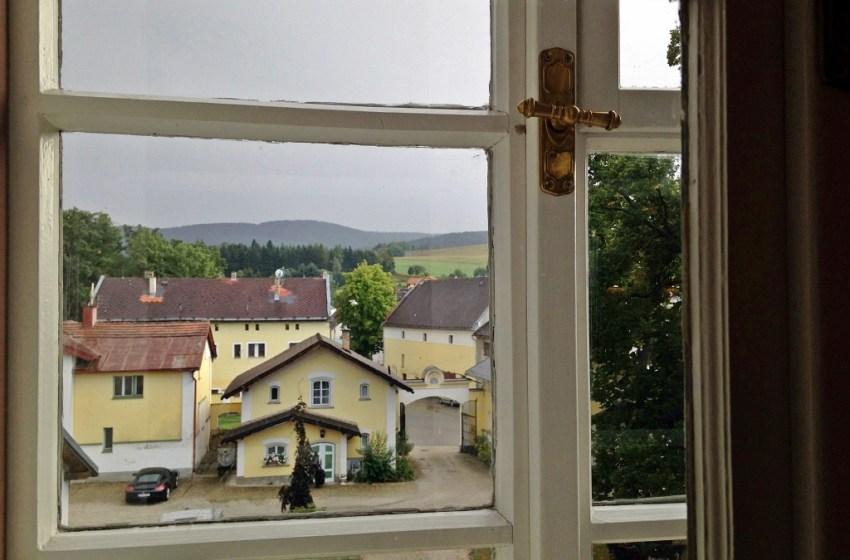 Castle Hotel in Zdikov / Bohemian Forest