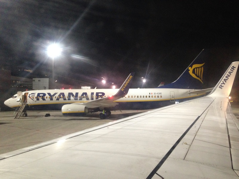 Things to know before your first Flight with RyanAir