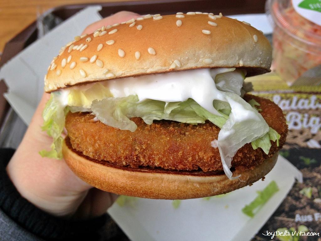 McVeggie by McDonald's Switzerland