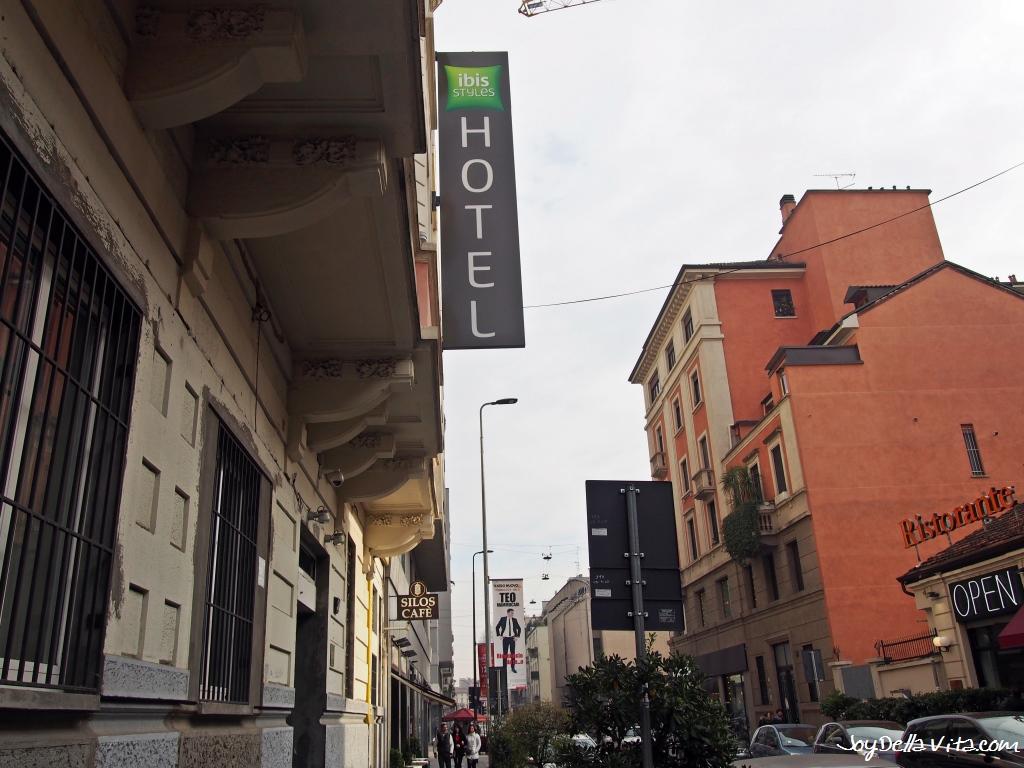 ibis Styles Milano Centro Hotel