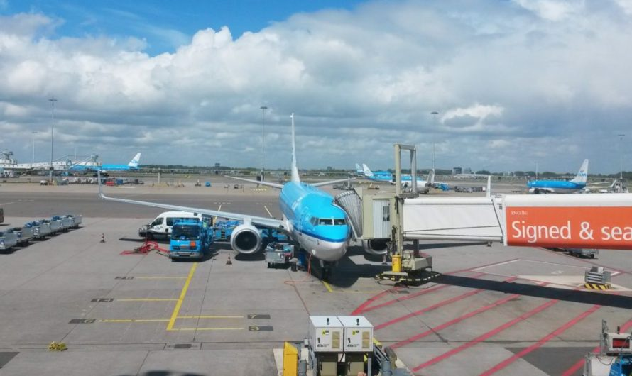 KLM Flight Review Amsterdam to Zurich – Trip Report