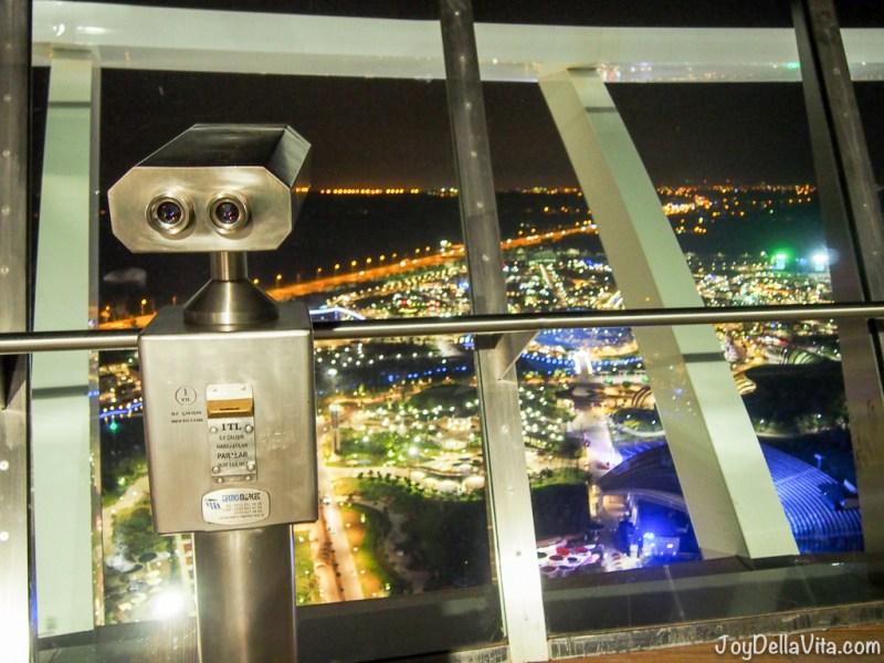 Turkcell Tower EXPO 2016 Antalya Travelblog JoyDellaVita