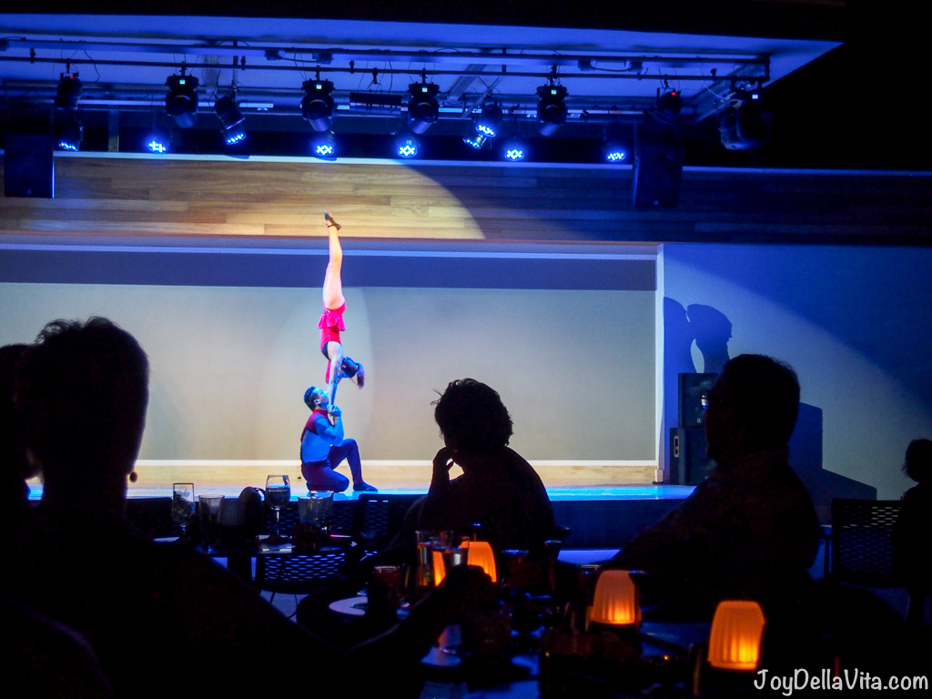 Evening Entertainment at Barut Cennet & Acanthus