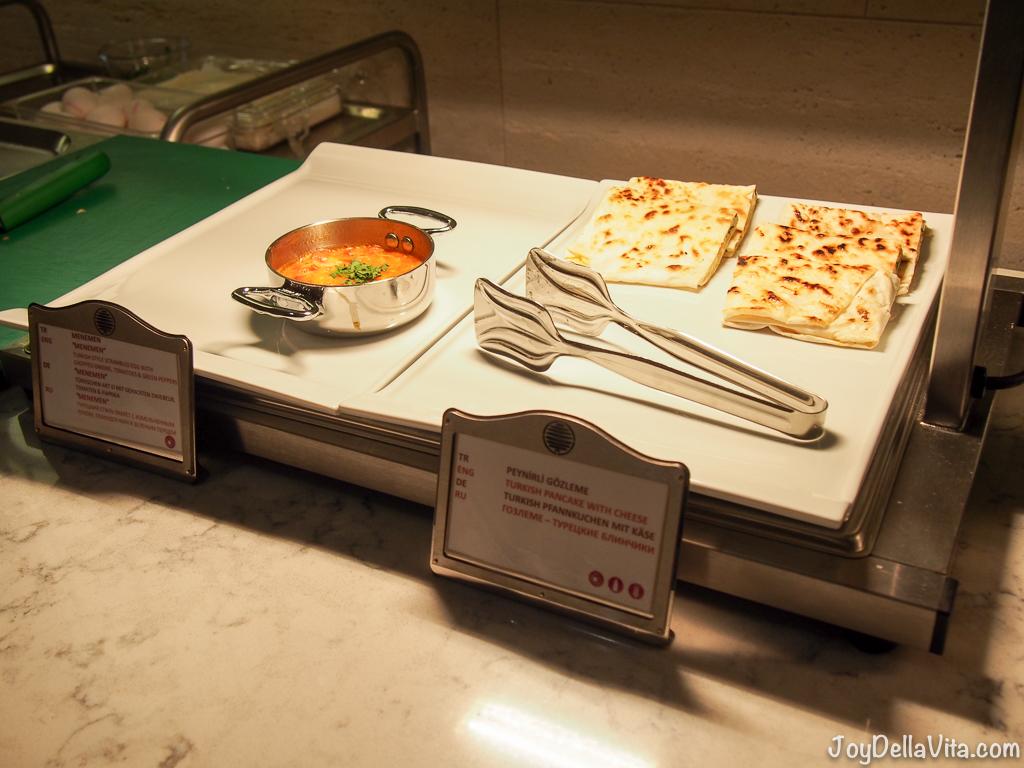 Breakfast Buffet at Barut Cennet & Acanthus