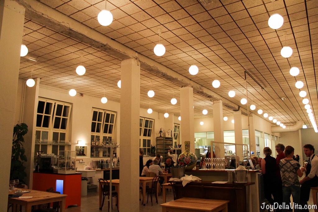 Scheepskameel Amsterdam Restaurant Interieur