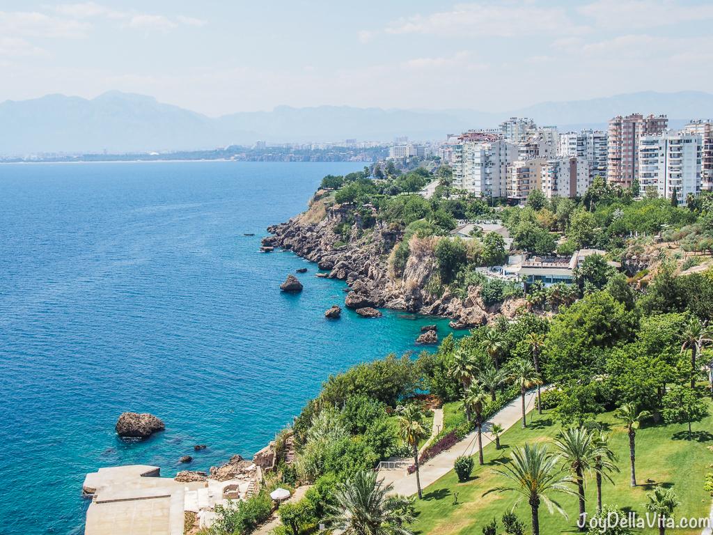 Akra Barut Hotel Ocean View Rooms