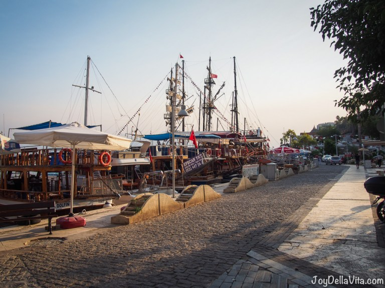 Travel Diary: Antalya Old Town and Old Harbor