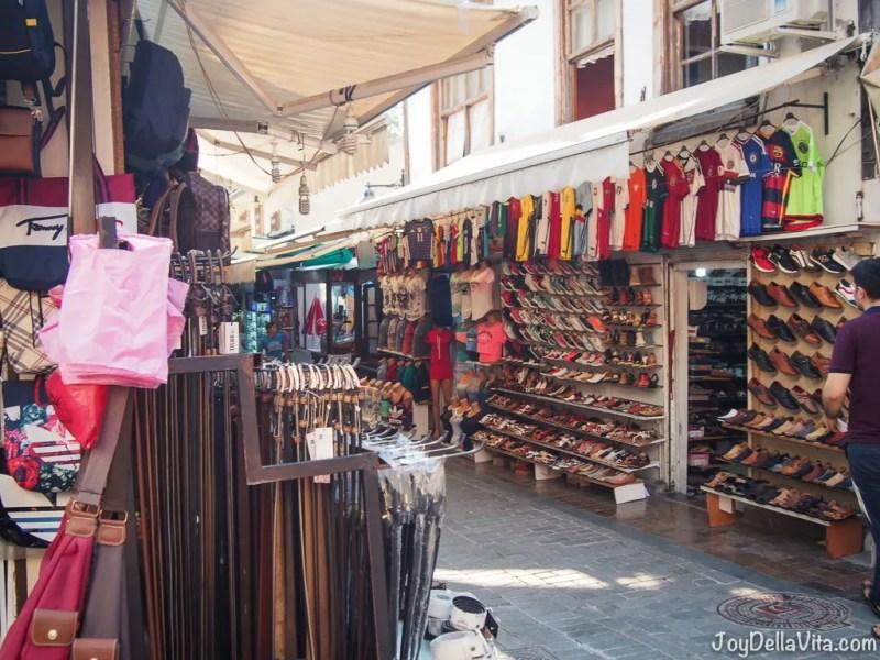 Antalya Shopping Streets