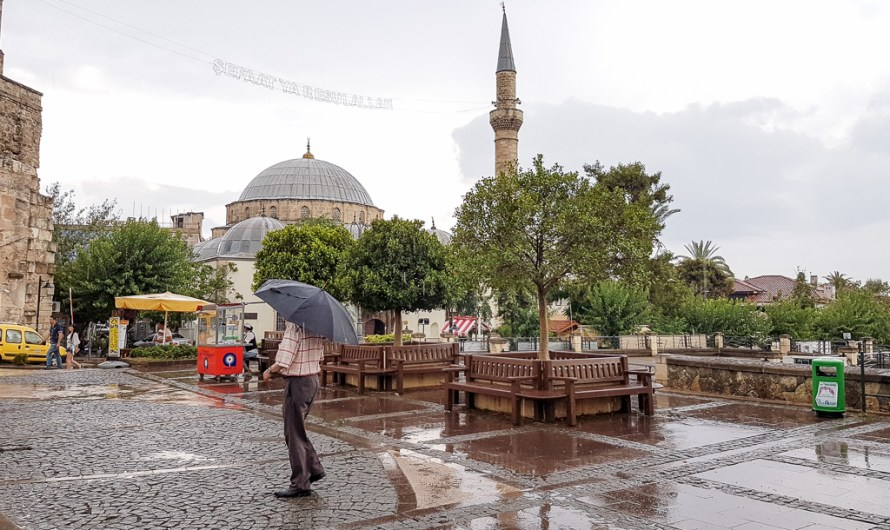 Travel Diary: Antalya in the rain