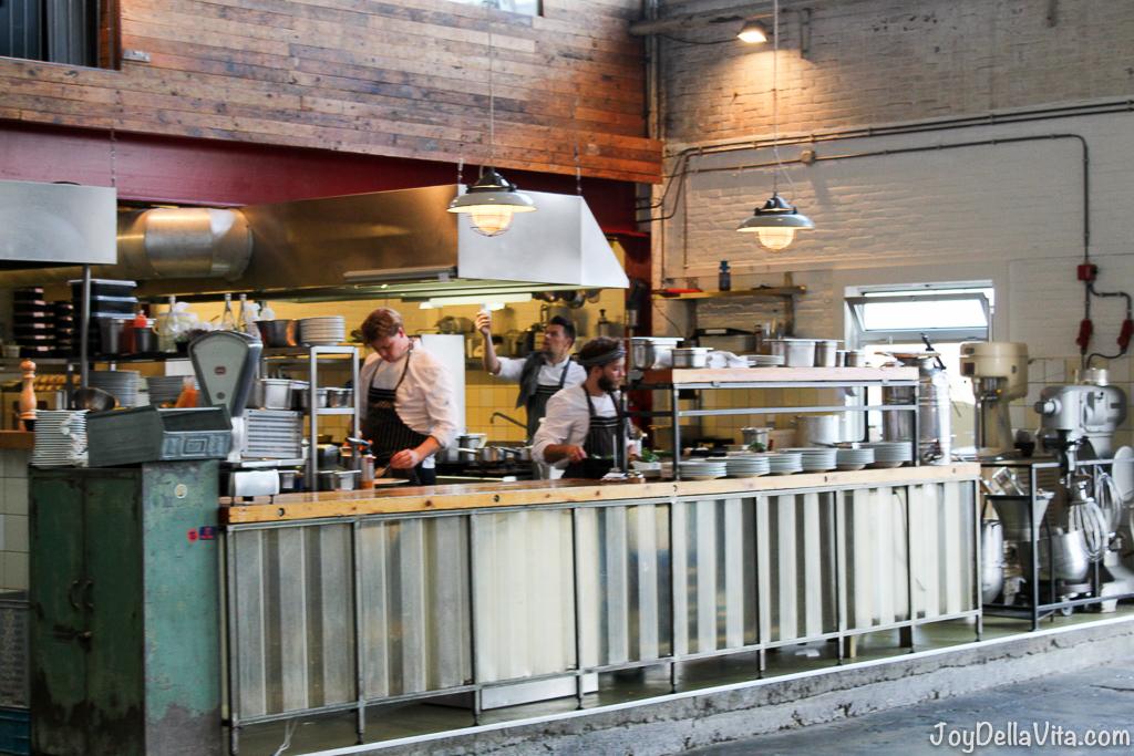 Hotel De Goudfazant Kitchen