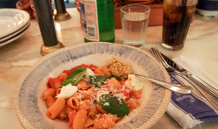 Restaurant Jamie's Italian in Adelaide, Australia