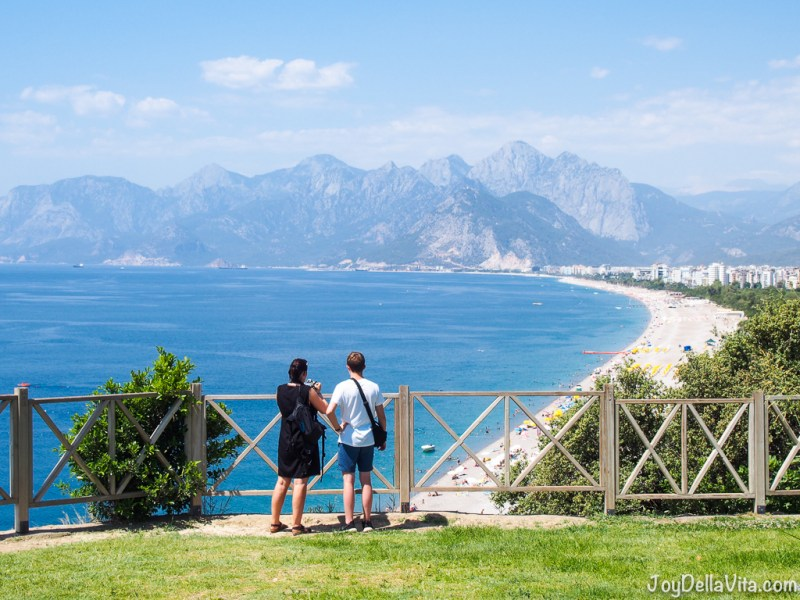 Places with a view in Antalya / Photo Locations