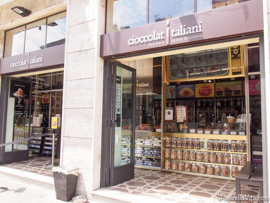 Cioccolati Italiani Naviglio Grande