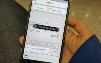 uberPOOL London Heathrow Experience JoyDellaVita Travel Blog