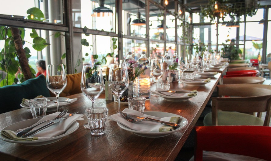 Balangan Dinner at NENI 25hours Berlin