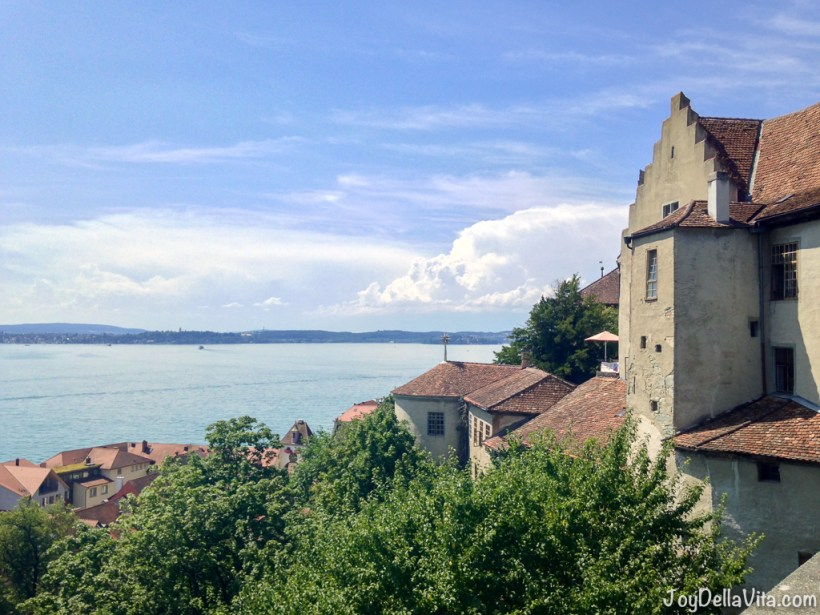 Afternoon in Meersburg at Lake Constance Travel Diary Travelblog JoyDellaVita