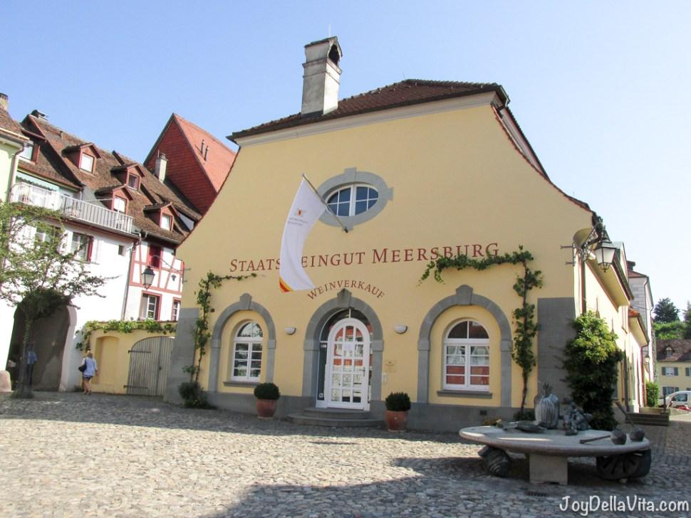 Shop of the State Winery Meersburg