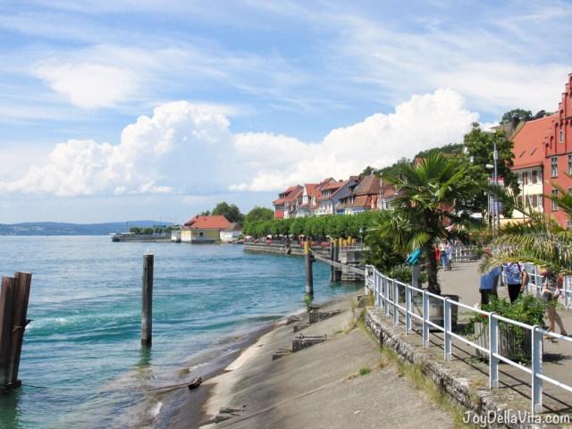 Meersburg, Lake Constance, southern Germany