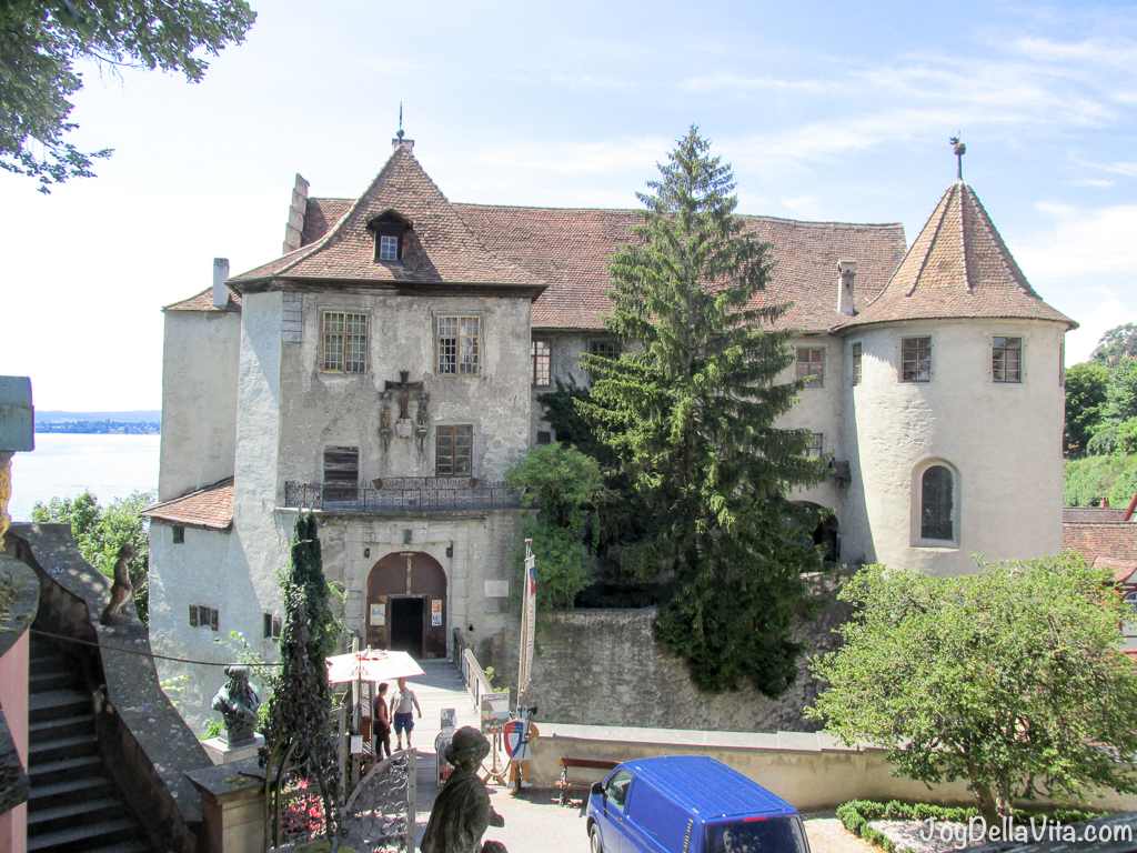 Old Castle of Meersburg