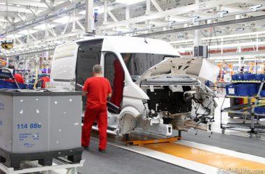 Volkswagen Crafter Factory Wrzesnia Poland