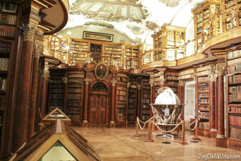 Abbey library of St. Gallen / UNESCO World Heritage Site