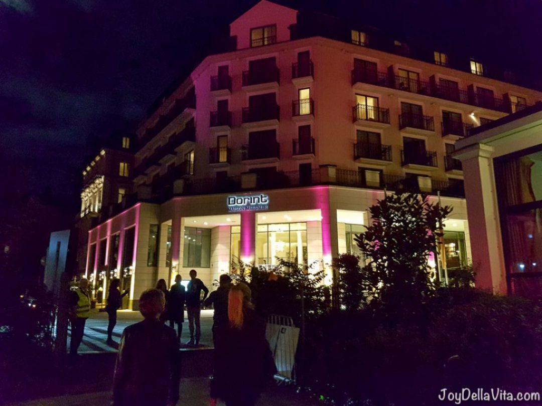 Outside Dorint Hotel Maison Messmer Baden-Baden