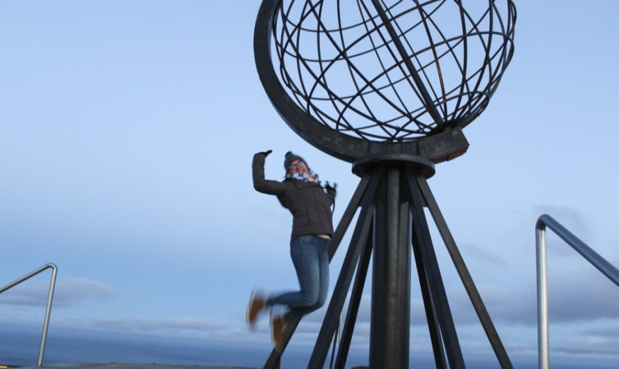 Visiting the Nordkapp / North Cape in November