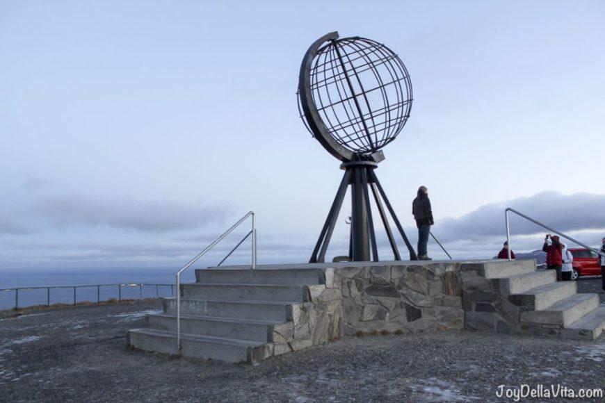 North Cape in November Travelblog JoyDellaVita