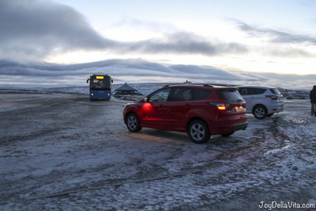 Ford KUGA 2016 ST-line, my Car for the Roadtrip to North Cape in northern Norway