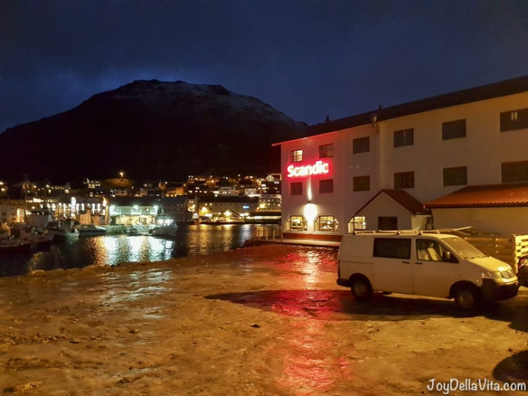 SCANDIC Bryggen Honningsvag NorthCape Norway