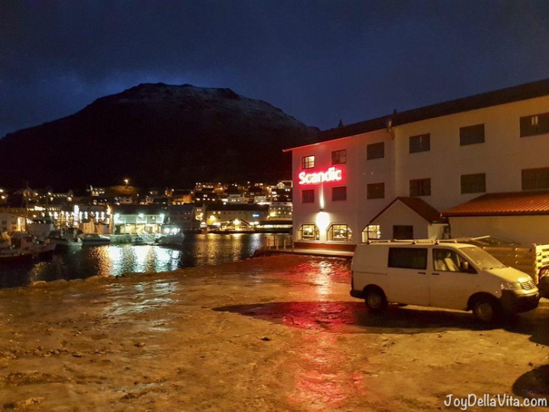 SCANDIC Bryggen Honningsvag NorthCape Norway