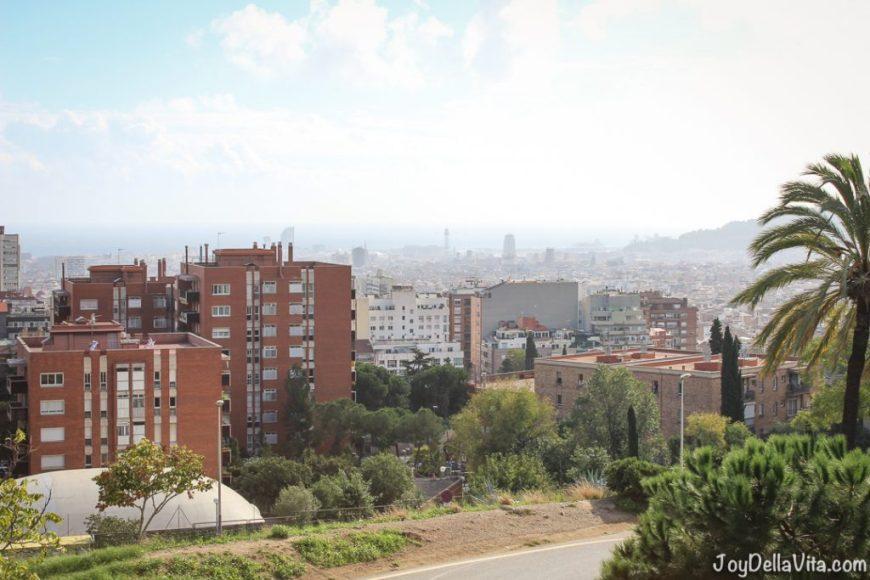 carretera del carmel barcelona