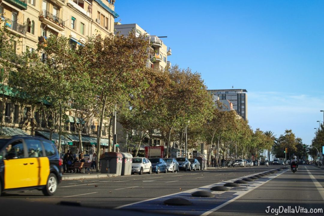 SEATBestMoments Sightseeing Barcelona SEAT Ibiza Travel Blog Lis