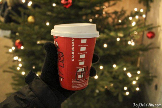 StGallen Starbucks Hot Chocolate