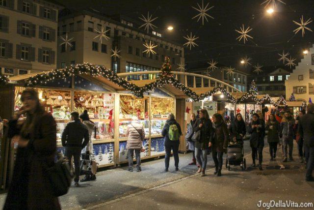 St. Gallen Christmas Market