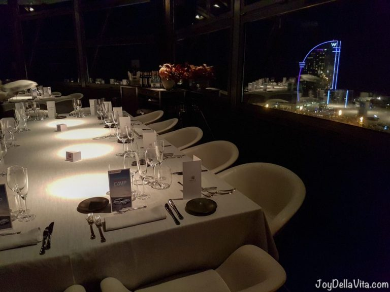 Torre d´Alta Mar 360° Restaurant in Barcelona