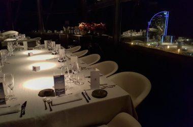 Torre dAlta Mar 360 Restaurant Barcelona Blog JoyDellaVita