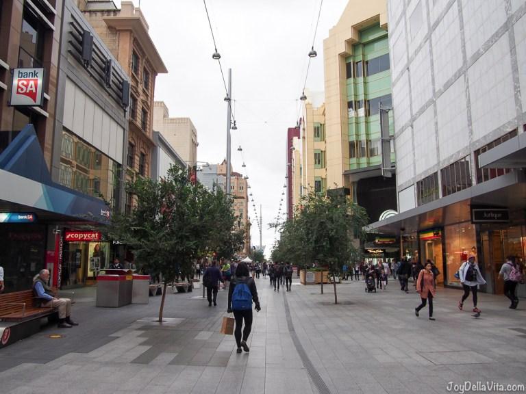 Where to go Shopping in Adelaide, South Australia