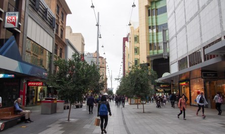 Adelaide Shopping South Australia JoyDellaVita