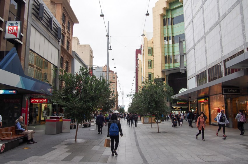 Where to go Shopping in Adelaide, South Australia