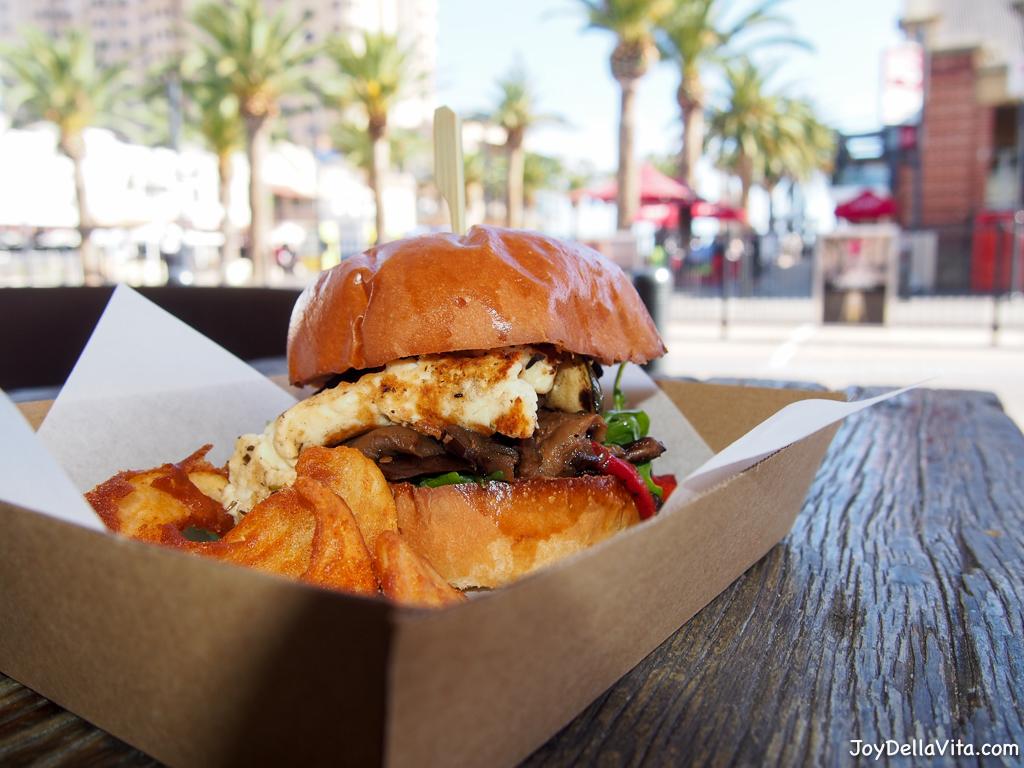 Grecco Burger BurgANomix Glenelg Beach JoyDellaVita