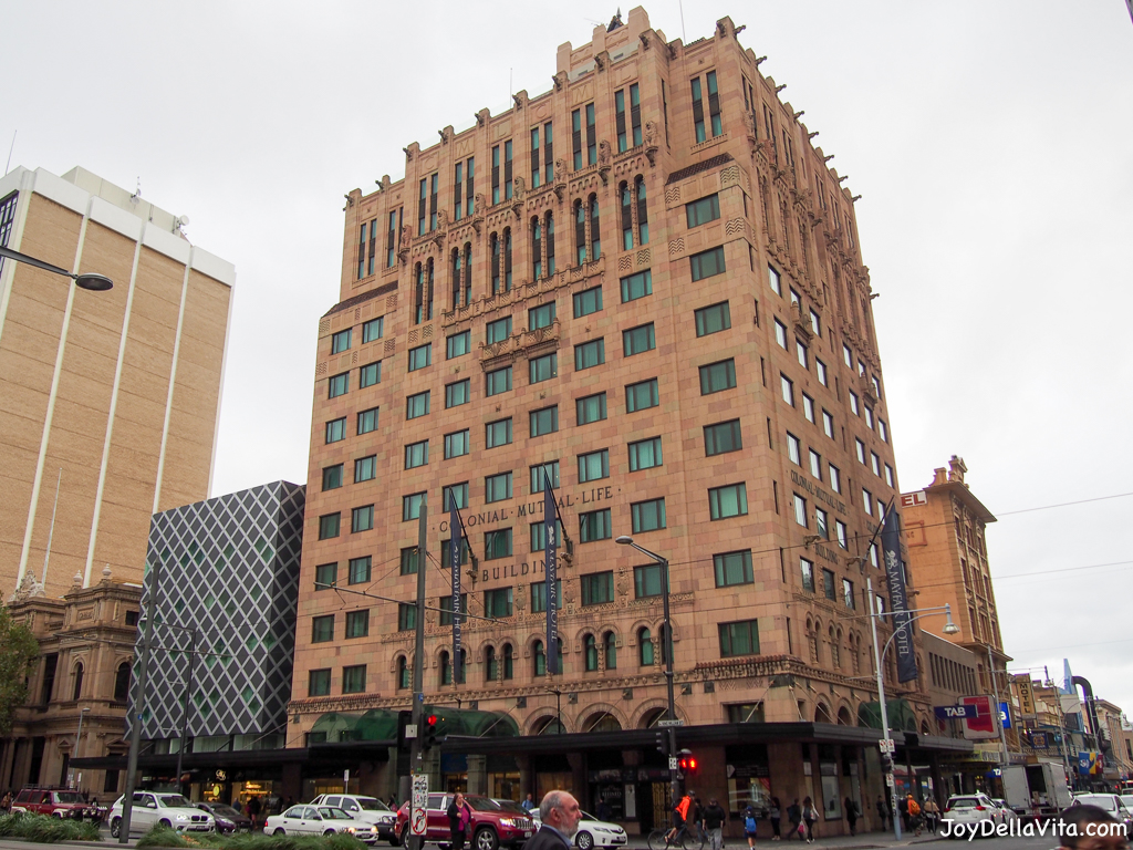 MAYFAIR Hotel Adelaide, King William Street