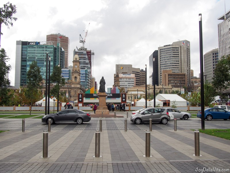 Adelaide Town Square