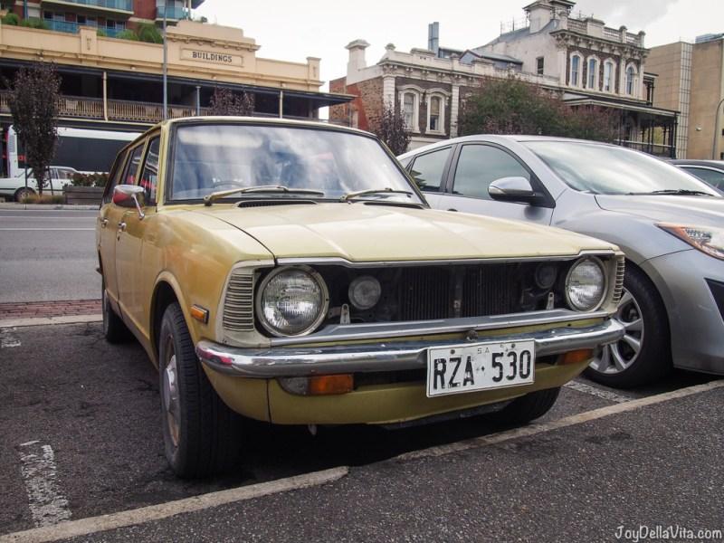 Vintage Cars in Adelaide